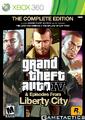 GTA Complete Edition Xbox-360