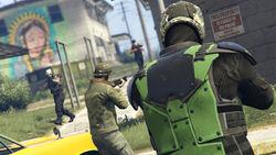 GTA Online - Duro de cazar I