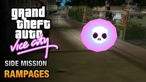 GTA Vice City - Masacres