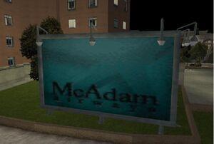 McAdam Airways, Wichita Gardens, III
