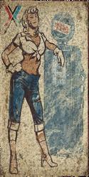 Poster viejo de Xero