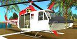 Ambulancia aerea VCS