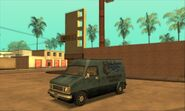 GTA San Andreas Beta Rumpo-