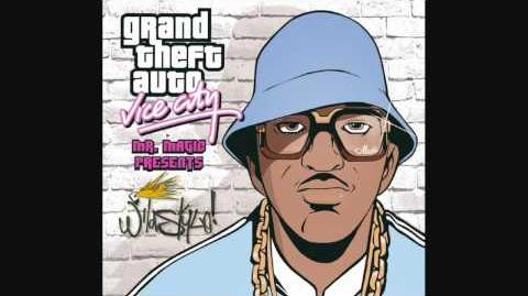 Man Parish - Hip Hop Be Bop (Don't Stop)