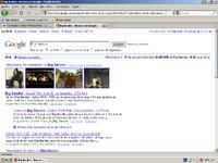 GTE Big Somke en Google