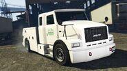 Utility truck sin grúa RGSC 2019 GTA V