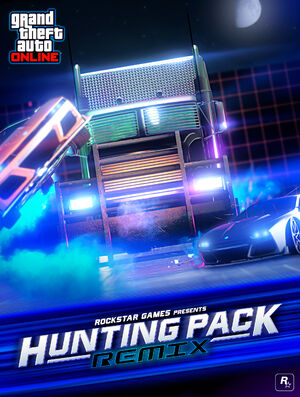 Jauría de caza Remix GTAO Imagen promocional