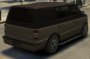 Moonbeam detrás GTA IV