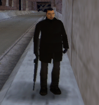 CIA GTA III