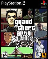 GTA San Andreas 2002