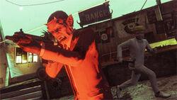 GTA Online Lost vs Damned II