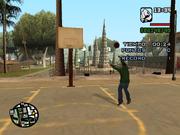 GTA SA Basket desafio