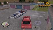 Speeder GTAIII Atrás