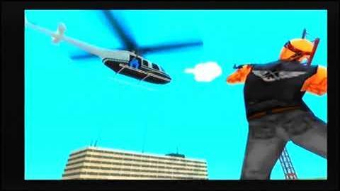 GTA VCS PS2 MISIÓN 47 CAYENDO A PEDAZOS