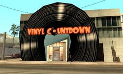 Vinyl countdown sa