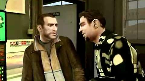 GTA IV - Roman Bellic