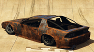 Ruiner2000Destruido-GTAO-Atrás
