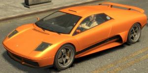 Infernus GTA IV