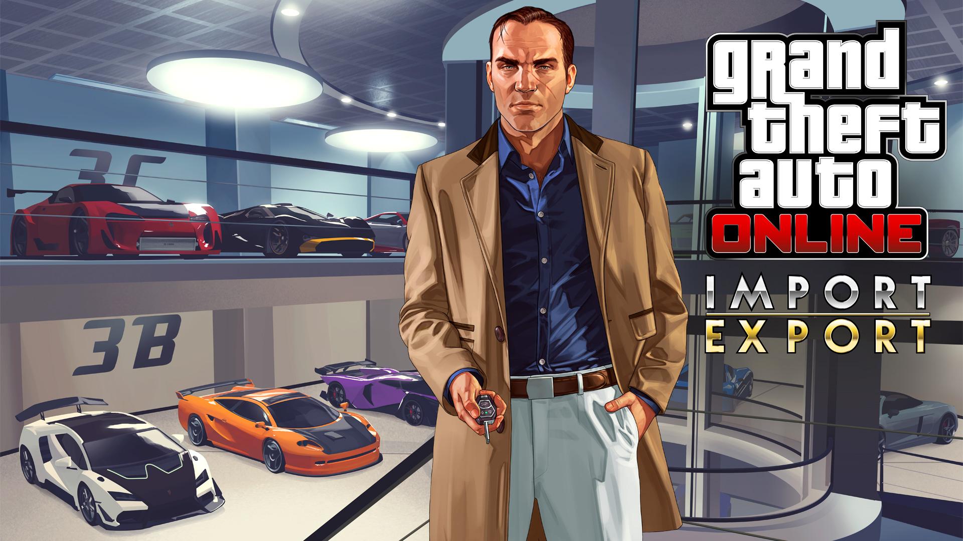 GTA Online: Importaciones/Exportaciones   Grand Theft Encyclopedia ...