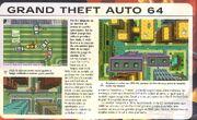 Spanish magazine gta 64