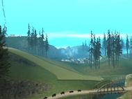 Vista de Red County
