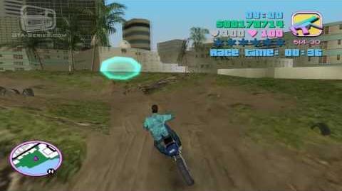 GTA Vice City - Trial por tierra