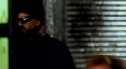 Grand Theft Auto 2 The Movie - El asesino luego de cumplir su trabajo