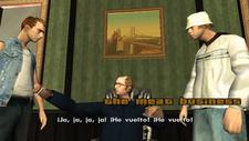 Ken conversando con Kent Paul y Maccer