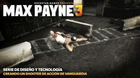 Max Payne 3: Serie Diseño y Tecnología