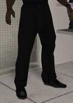 Pantalon negros