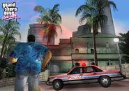 Police car beta