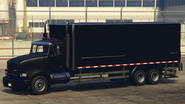Pounder personalizado con miniguns montadas