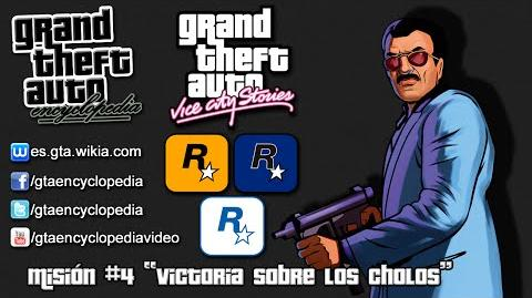 Cholo Victory - Mission
