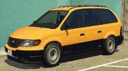 Minivan-tunner gtav