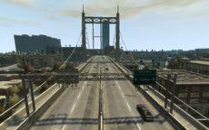 Puente borough este