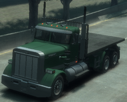 Flatbed GTA IV