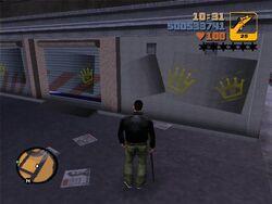 Grafitis diablo