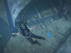 Parte de submarino GTA V