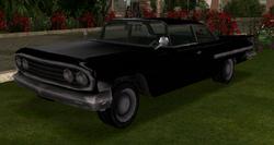 Voodoo negro