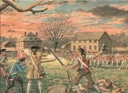 A History of Liberty-Inicio de la revolución