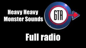 GTA London (1961 & 1969) - Heavy Heavy Monster Sounds Full radio