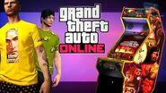 GTA Online Casino - Arcade Challenges & Secret T-Shirts