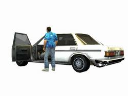 GTAVC The Lab Carjack Render 3