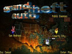 Mapa EEUU GTA1