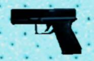 Pistola Ammu-Nation LCS