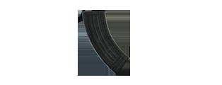 Cargador predeterminado fusil de asalto