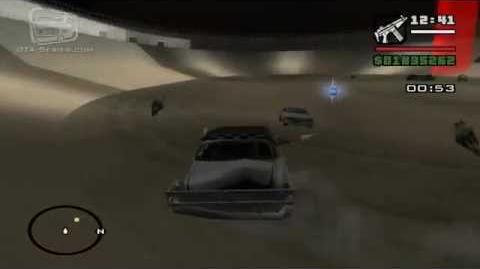 GTA San Andreas - Blood Ring