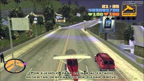 Grand Theft Auto III Dodo