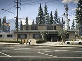 Oficina del Sheriff de Paleto Bay