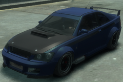 Sultan RS GTA IV
